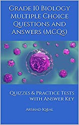 10th Grade Biology Quiz, MCQs & Tests