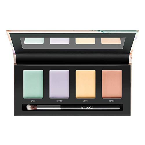 ARTDECO Most Wanted Color Correcting Palette, Make-up Palette zur Neutralisierung von Hautverfärbungen