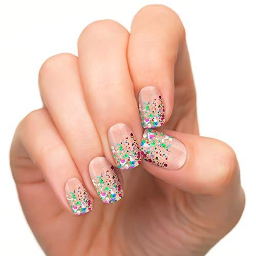 Incoco Nail Polish Applique Strips - Fairy Lights