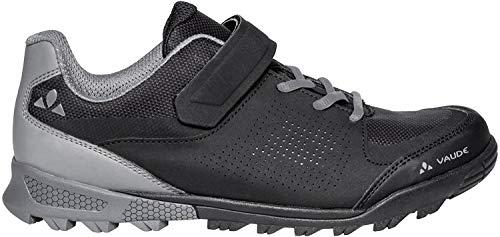 VAUDE Uni AM Downieville Low Mountainbike Schuhe, Black, 45 EU