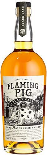 Flaming Pig Black Cask Irish Whiskey (1 x 0.7 l)