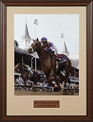 I'll have Another WINS 2012 Kentucky Derby Framed Photo - 10 - Autographed Horse Racing Photos