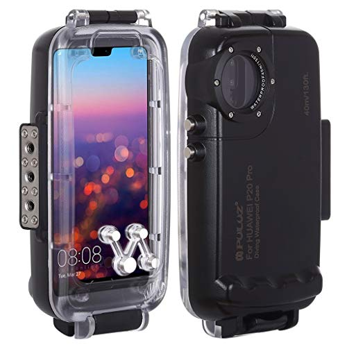 Best Review Of Meidexian888 40m/130ft Surfing Diving Housing Smartphone Case for Huawei P20 Pro 6.1 ...