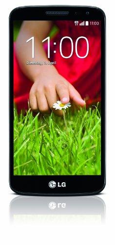 LG G2 mini Smartphone (4,7 Zoll (11,9 cm) Touch-Bildschirm, 8 GB Speicher, Android 4.4) schwarz