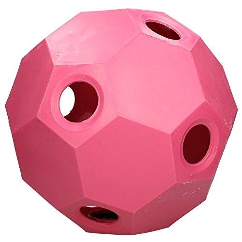 Futterball Hay Play - das Original- Pink-Shetland
