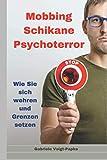 Mobbing Schikane Psychoterror: Wie Sie sich wehren und Grenzen setzen - Gabriele Voigt-Papke