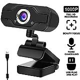Best Computer Camera For Skypes - USB 2.0 1080P HD Webcam Web Camera Video Review