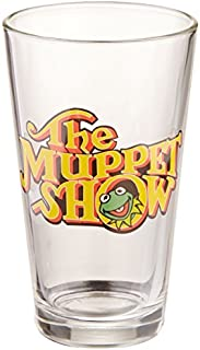 Diamond Select Toys The Muppets: The Muppet Show Logo Pint Glass by Diamond Select