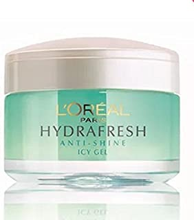L'Oreal Paris Hydrafresh Anti-Shine Gel, 50ml