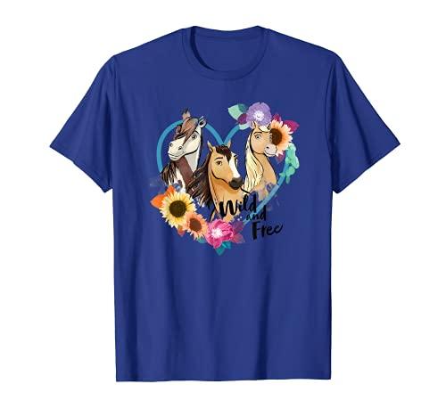 Spirit Riding Free Wild und frei T-Shirt