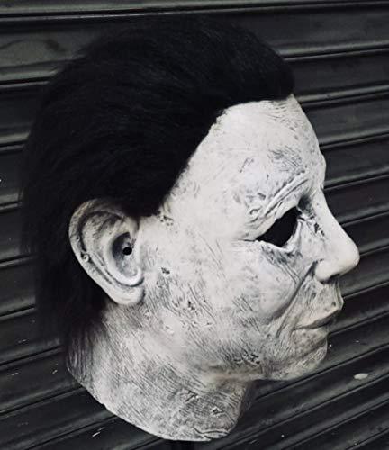 Rubber Johnnies Michael Myers Maske,, Erwachsene Person, Einheitsgröße, Halloween, Accessoires, NEU