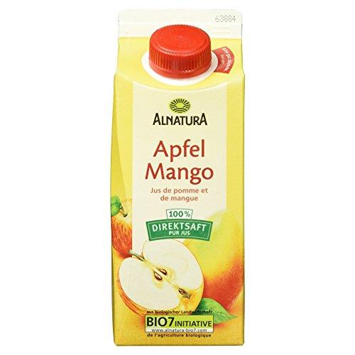 Alnatura Bio Apfel-Mango-Saft, 6er Pack (6 x 750 g)
