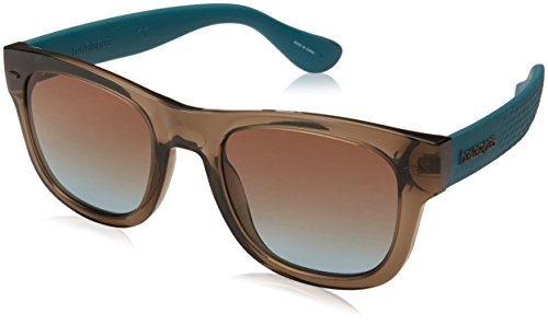 Havaianas PARATY/M 0XL7 - Gafas de sol, color marrón y verde