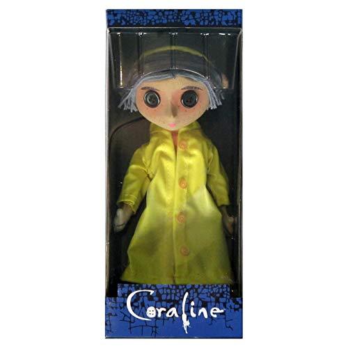 KOBOSY (USA Warehouse) NECA Coraline The Movie 10 Prop Replica Doll Action Figure Sealed NEWITEM#NO: 43E8E-UFE6 C2A17074