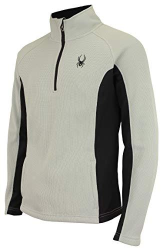 Spyder Men Outbound 1/4 CORE Sweater Cirrus Size S