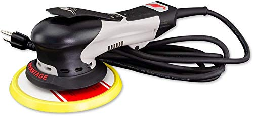 """AirVANTAGE 5"""" Palm-Style, 2nd Generation Advanced Electric Sander Non-Vacuum with Low-Profile Pad (3/16- Hook & Loop)"""