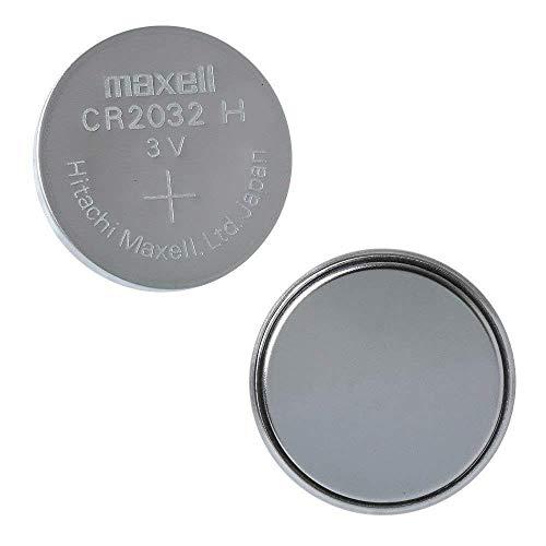 Maxell Knopfzellen Mainboardbatterie Lithium, CR2032