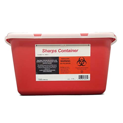 buy  Sharps Container 1 Gallon – Large – ... Diabetes Care