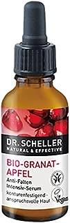 Organic Pomegranate Anti-Wrinkle Intensive Serum Contour Firming for Demanding Skin Dr. Scheller Skin Care 1 oz Lotion