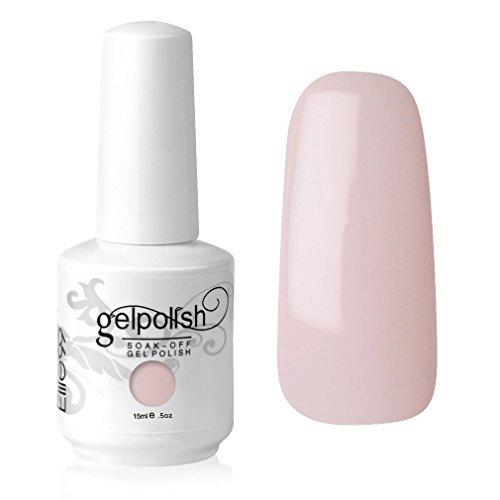 Elite99 Vernis A Ongles Gel UV Soak Off Base Top Nail Art Semi-Permanent Manucure 15ml 1361