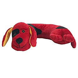 Adorable neck pillow and comes in a variety of animal forms