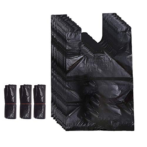Personal Disposal Bags, Sanitary Napkin Bags Black Little Waste Bags Set of 300 Pack