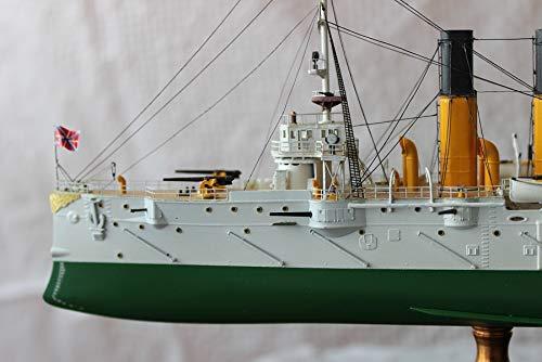Zvezda 9014 Russian Cruiser Varyag Kit