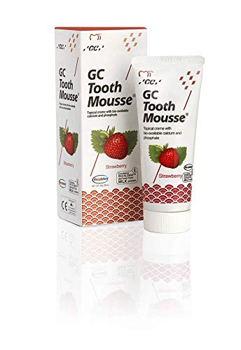 GC Sugar-Free Tooth Mousse (Strawberry)