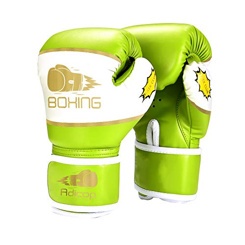 Kids Boxing Gloves for 4-12 Years Old Youth Boys Girls Boxing Training Gloves Sparring Boxing Gloves for Punching Bag Kickboxing Muay Thai MMA