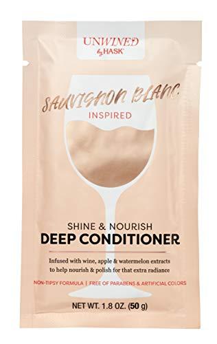 HASK SHINE & NOURISH Deep Conditioner SAUVIGNON BLANC, 50 ml