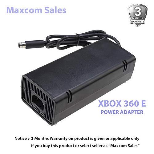 Microsoft XBOX 360 E Original Power Supply AC Adapter for XBOX 360 E Power Brick