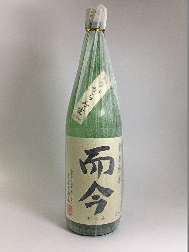而今 (じこん) 特別純米 おりがらみ 1800ml 【木屋正酒造】 ※不織布包み