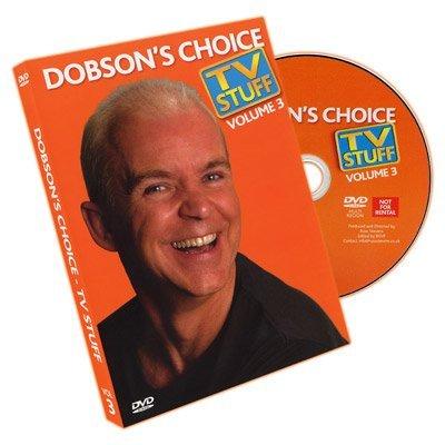 Dobson's Choice TV Stuff Volume 3 by Wayne Dobson - DVD