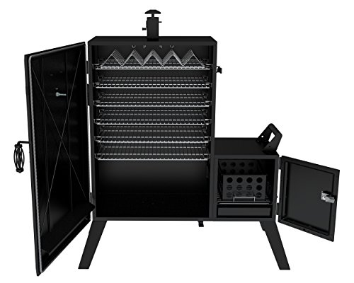 Dyna-Glo DGO1890BDC-D Wide Body Vertical Offset Charcoal Smoker