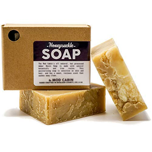 Honeysuckle Soap - All Natural, Hand Cut, Made in USA