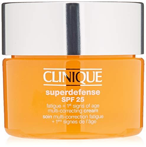 Clinique Superdefense SPF 25 Fatigue 1st Signs of Age Hauttyp 1/2 Feuchtigkeitspflege, 30 ml