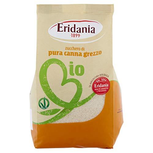 Eridania Zucchero di Pura Canna Grezzo, 500g