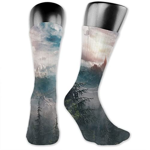 Mountain 3-piece socks casual breathable sports suitable for all seasons unisex adults