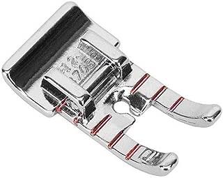 ZIGZAGSTORM 4123708-45 1/4 inch Patchwork Presser Foot for Husqvarna Viking Sewing Machine 4123708-45