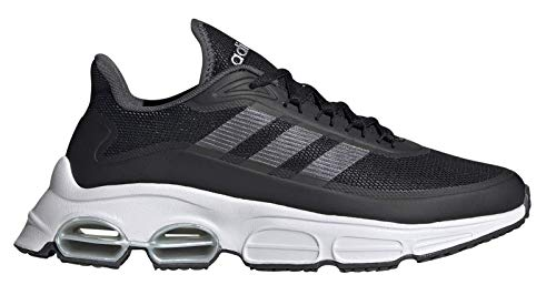 adidas QUADCUBE, Zapatillas Mujer, NEGBÁS/GRISEI/FTWBLA, 38 EU ⭐