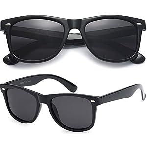 adb8cd0fb4  15 Polarspex Polarized 80 s Retro Classic Trendy Stylish Sunglasses for Men  Women