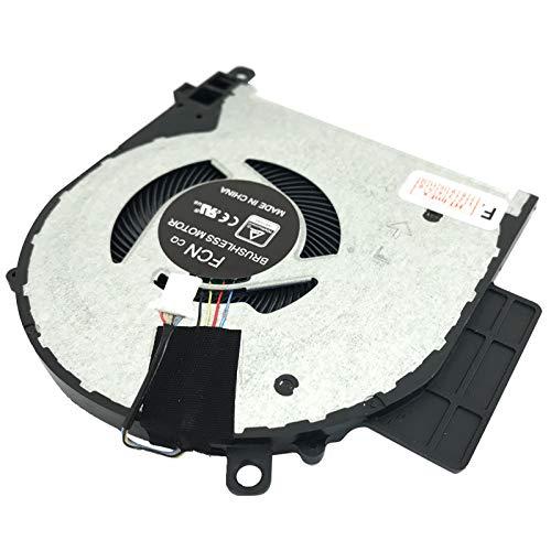 Lüfter Kühler Fan Cooler kompatibel für HP Envy X360 15-cp0002ng, 15-cp0004ng, Envy X360 15-cn0007ng, 15-cn0702ng, 15-CN1055cl
