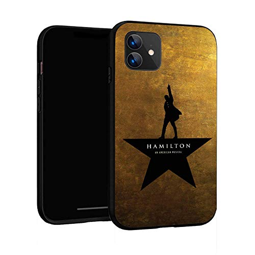 iPhone 11 Case 6.1',Case Cover for iPhone 11 (Hamilton-2)