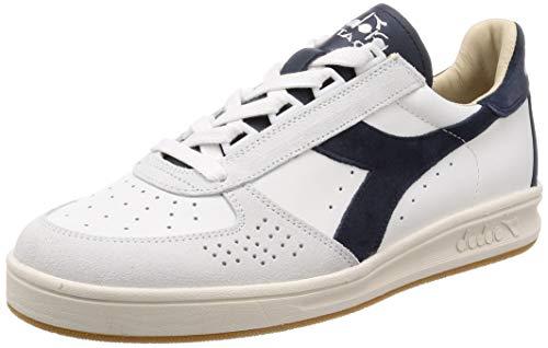 Diadora 201.172545 C4656 Bianco/BLU PR Heritage Sneakers Uomo 10½