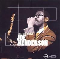 ベスト・オブ・ジョー・ヘンダーソン