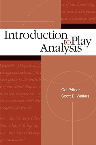 Introduction to Play Analysis by Cal Pritner (2004-09-10)