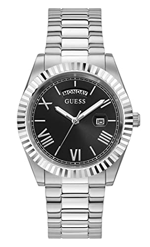 Guess Herrenuhr Connoisseur GW0265G1