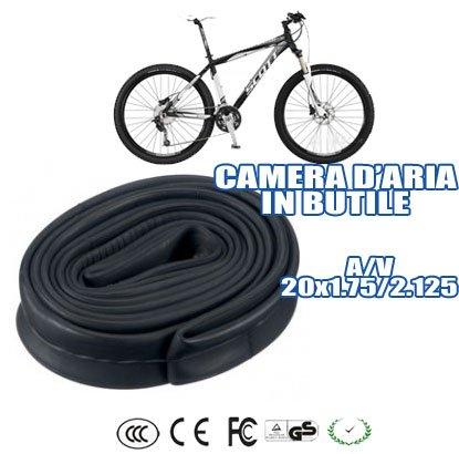 CÁMARA DE AIRE EN caucho butílico Tire Bike BICICLETA DE PIEZAS ACCESORIOS 100230: Amazon.es: Electrónica