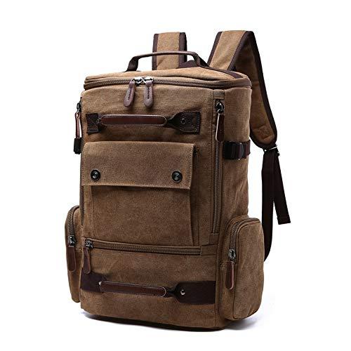 GZRUIGE Canvas Backpack Men