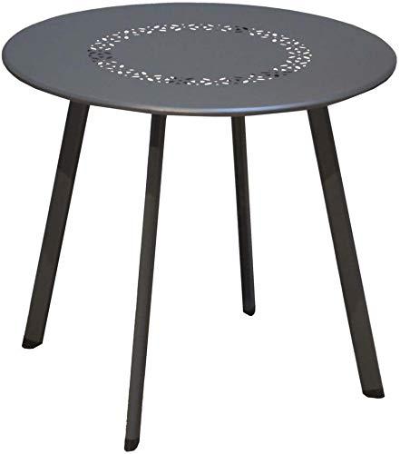Proloisirs Table Basse de Jardin en métal Massai 50 cm